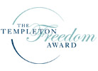 Templeton Freedom Award