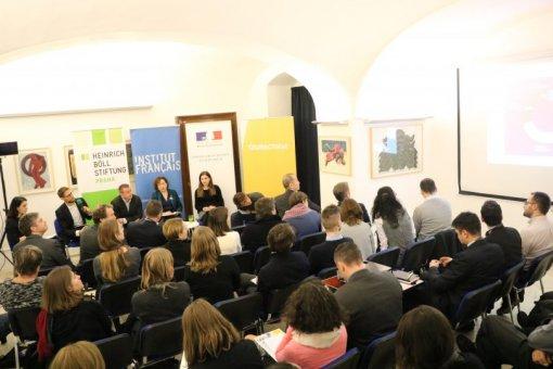 INESS na podujatí EuroActiv: Mladých voličov priťahujú extrémy