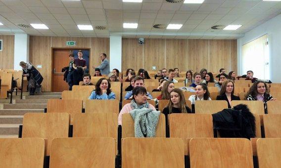 Krajské kolo Ekonomickej olympiády v Prešove