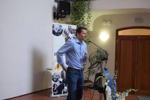 INESS na Students for liberty v Prahe