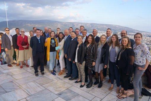 INESS na Transatlantic CEO Summit