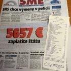Účet za služby štátu