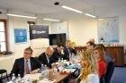 Okrúhly stôl New Pact for Europe
