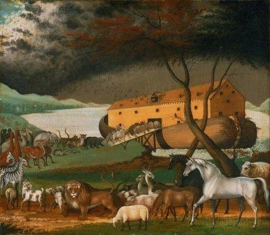 Noemova koronavírová archa