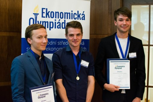 Slovak high school students won in the international finale of the Economics Olympiad