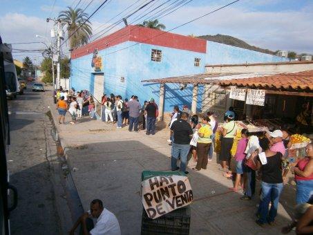 Sedem ekonomických hriechov vo Venezuele