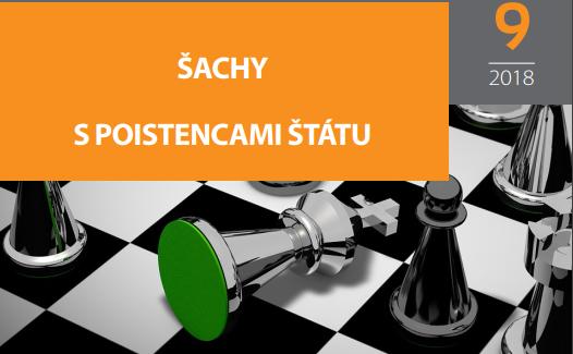 Šachy s poistencami štátu