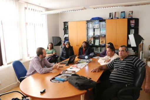 Kubánska návšteva v INESS