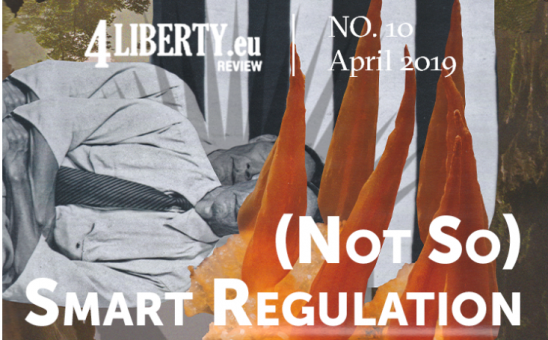 (Not So) Smart regulation - 4liberty review
