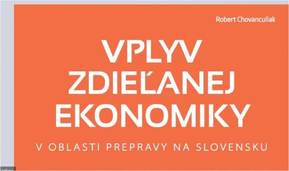 Vplyv zdieľanej ekonomiky v oblasti prepravy na Slovensku