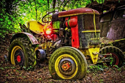 Poľnohospodárstvo je podnikanie