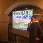 Friedman Legacy Day / 10. výročie INESS
