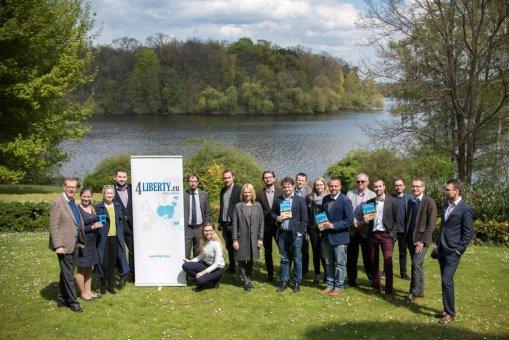 INESS na 4liberty.eu think-tank stretnutí v Berlíne