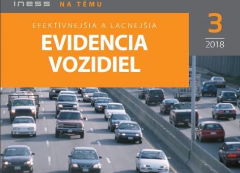 INT 3/2018: Efektívnejšia a lacnejšia evidencia vozidiel
