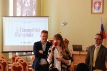 Krajské kolo Ekonomickej olympiády v Banskej Bystrici