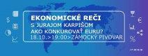 Pozvánka: Ekonomické reči #6