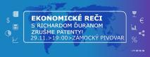Pozvánka: Ekonomické reči #7