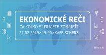 Pozvánka na Ekonomické reči #16