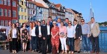 Transatlantické stretnutie riaditeľov think tankov v Kodani