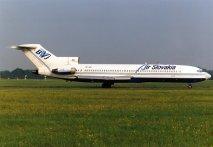 Národný letecký dopravca je krok vedľa