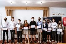 Tlačová správa: Slovenskí stredoškoláci sa presadili v medzinárodnej konkurencii a vybojovali prvé dve miesta v medzinárodnej Ekonomickej olympiáde