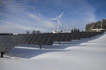 Tuhá zima pre obnoviteľné zdroje v Nemecku