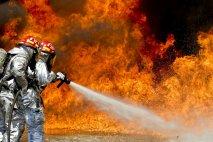 Rozpočtoví hasiči