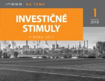 INT 1/2018: Investičné stimuly v roku 2017