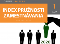 INT 1/2020  Index pružnosti zamestnávania 2020