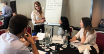 INESS na Think Tank Essentials Training v Bruseli